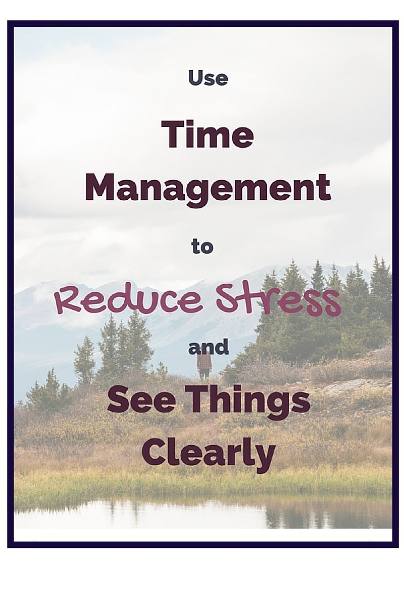 Time-management will lead to stress free #blogging