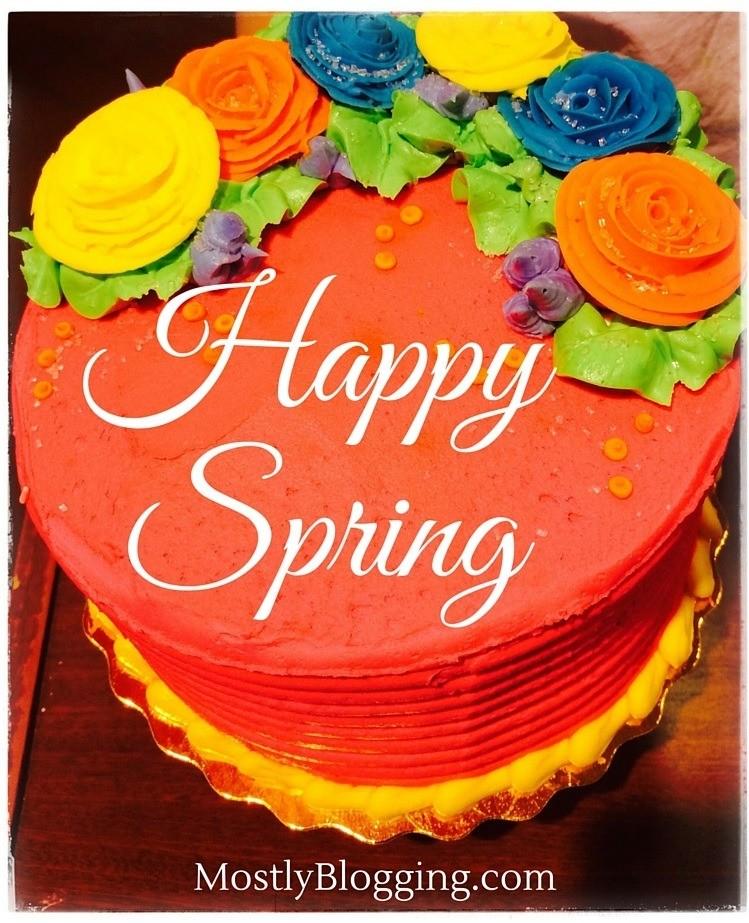spring theme party