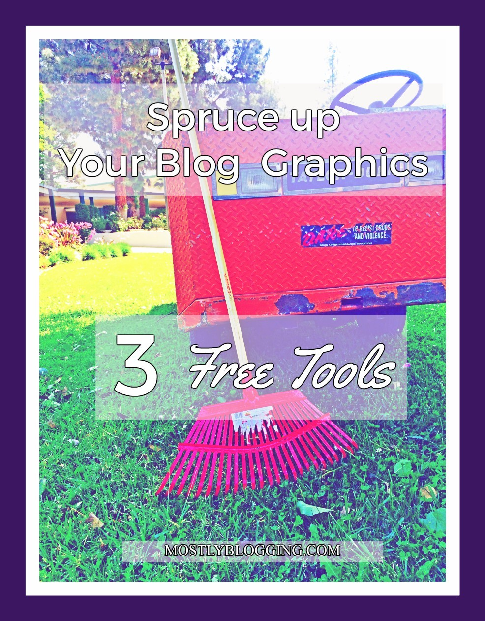 Bloggers can use BeFunky to make visuals