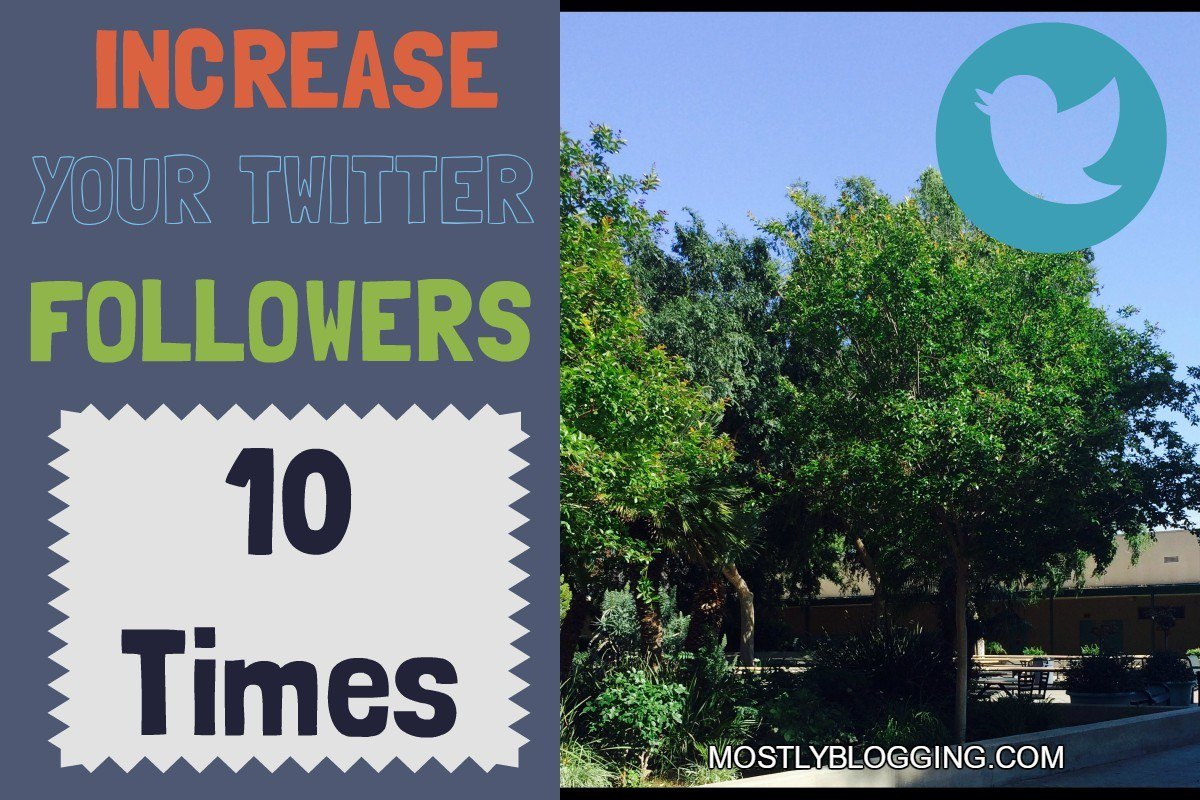 Use these methods to increase your Twitter followers