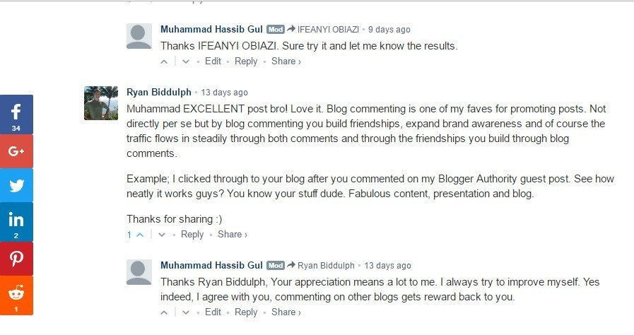 #Influencer Outreach can help #bloggers after they publish their blog post.