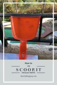 Scoop.It gets #bloggers traffic