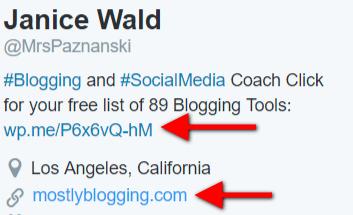 Social Media Tactics help #bloggers grow their #BlogTraffic