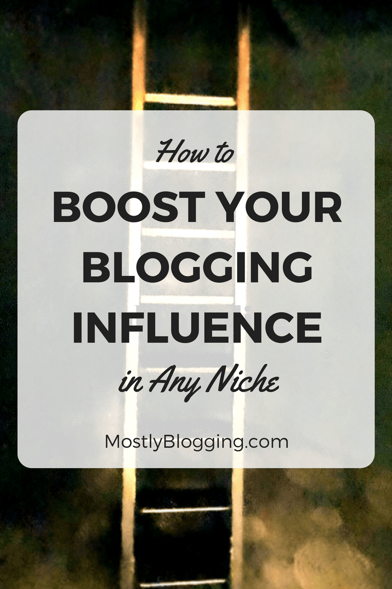 How to be a blogging influencer, 11 #BloggingTips