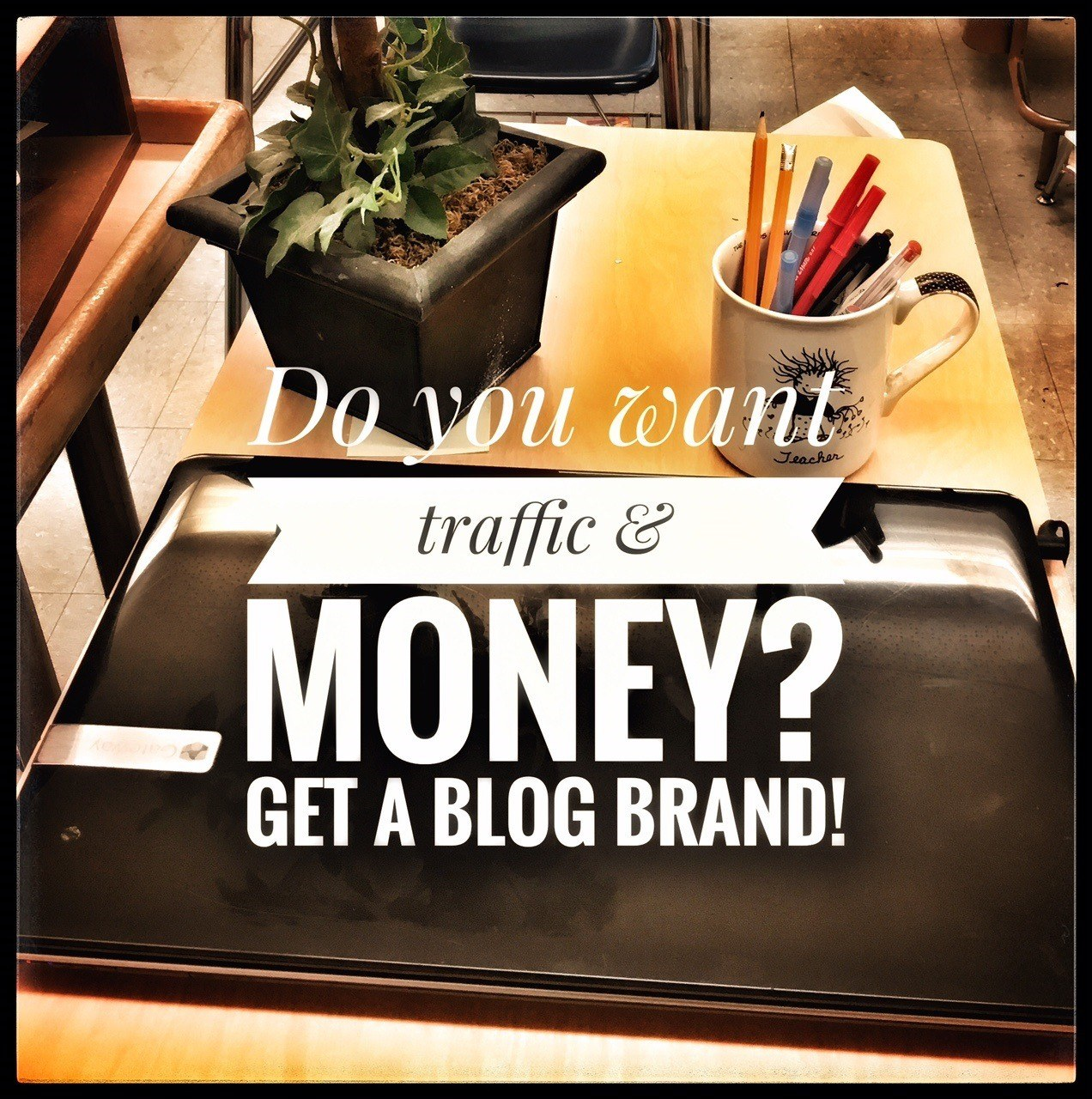 #Bloggers and #Marketers will boost traffic and income with a blog brand