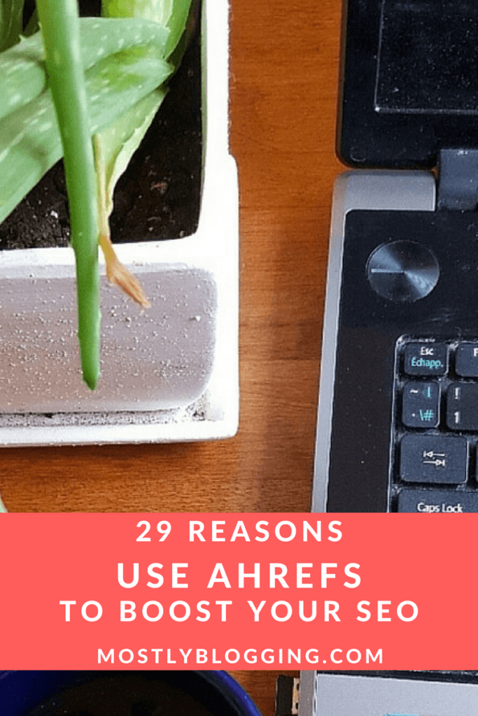 Ahrefs helps #bloggers & #marketers improve their #SEO