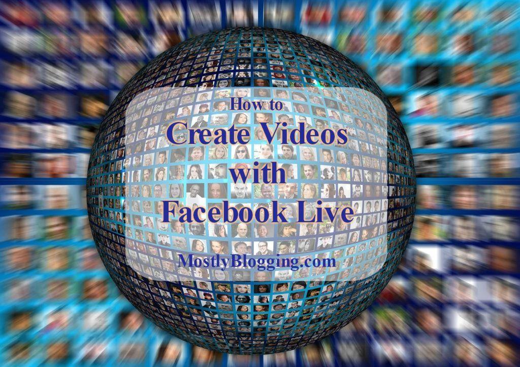 Facebook videos help bloggers share blogging tips