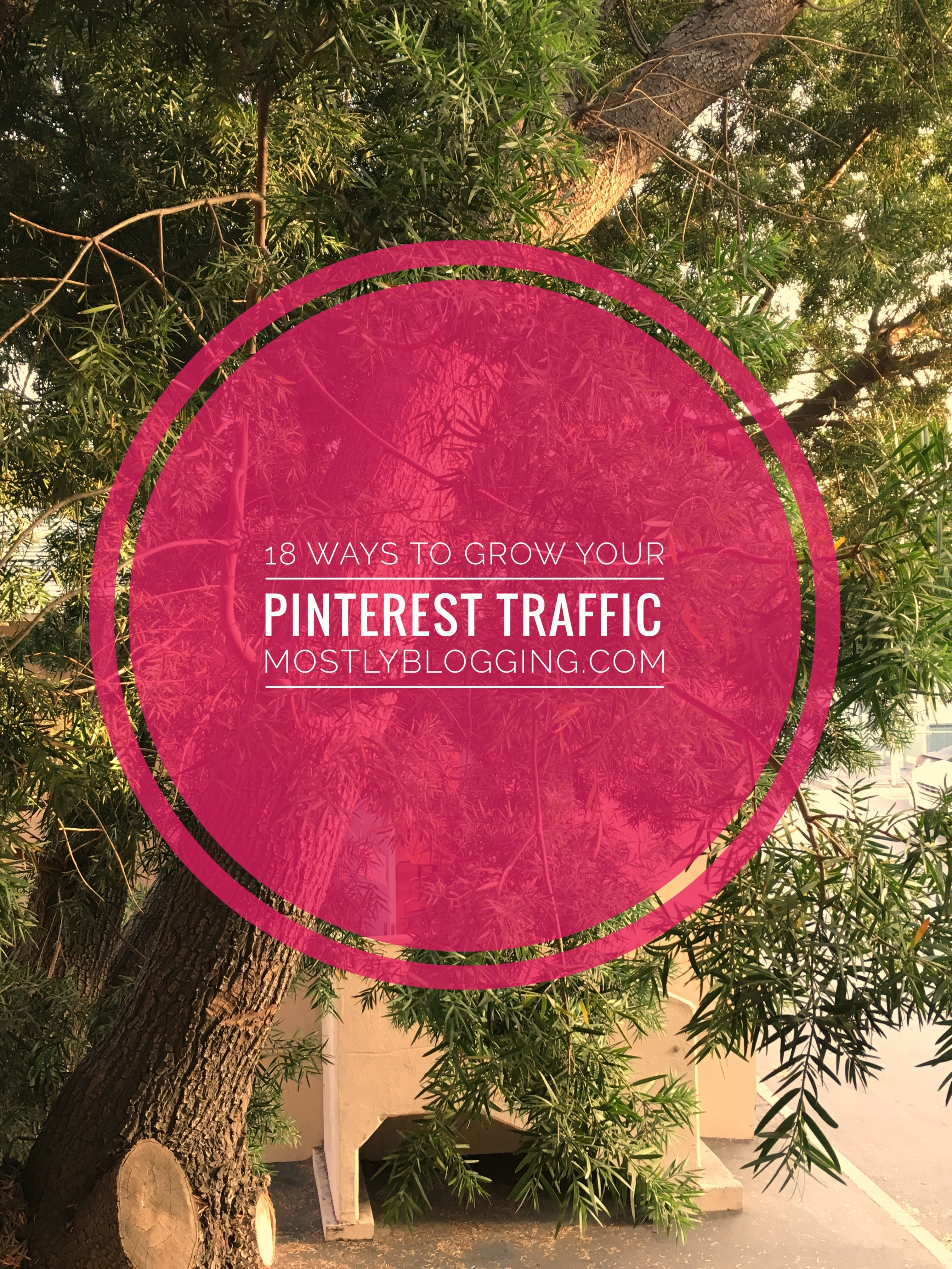 Boost Pinterest traffic with these 18 tips