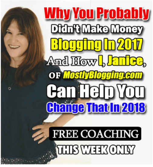 Kingged hosting comes with free blog coaching and other freebies