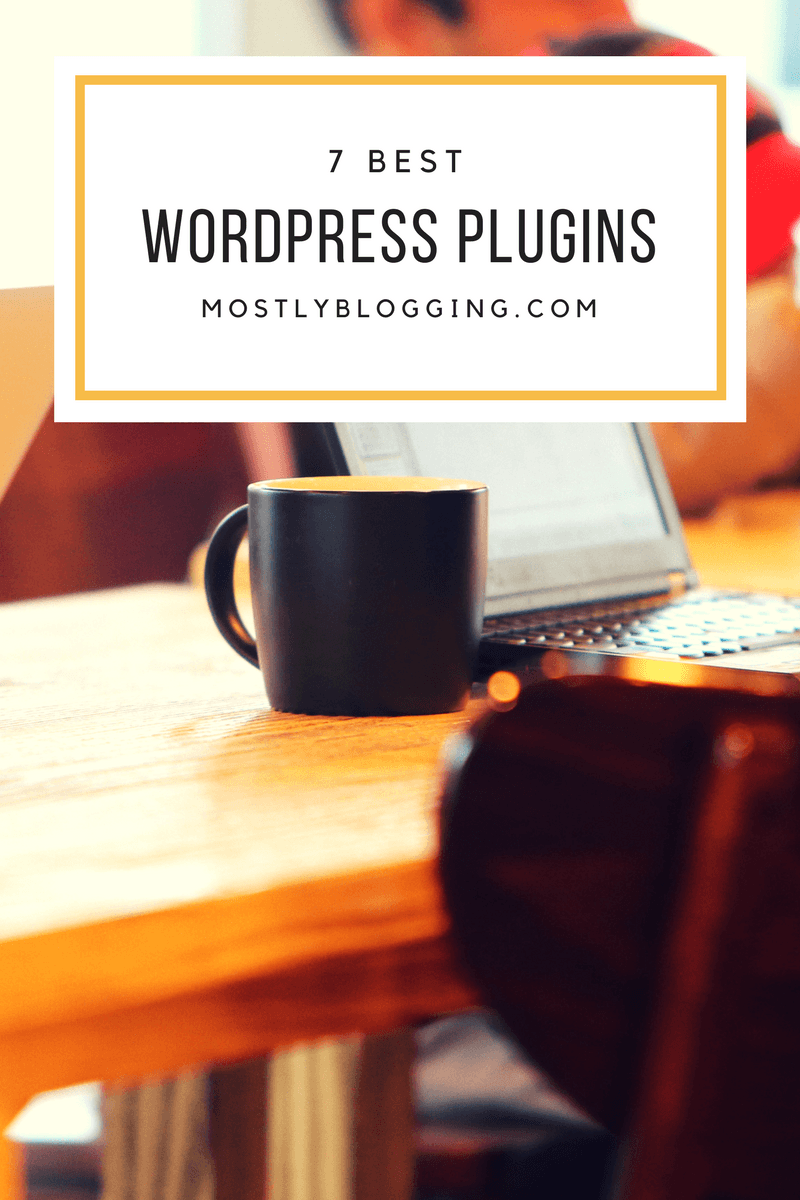 7 Top WordPress plugins
