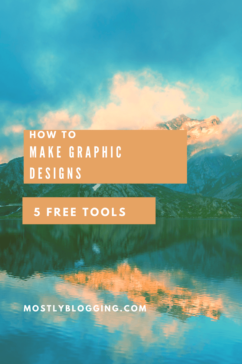 How Simple Graphic Design Software Will Make You Blog Better, 5 Free Ways