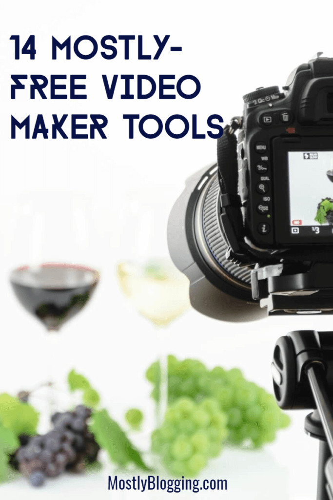 How to use 14 video maker tools
