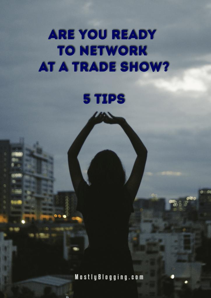Trade show ideas, 5 tips