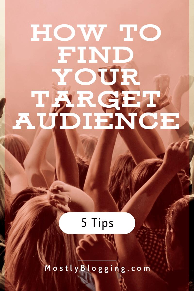Find Your Target Market