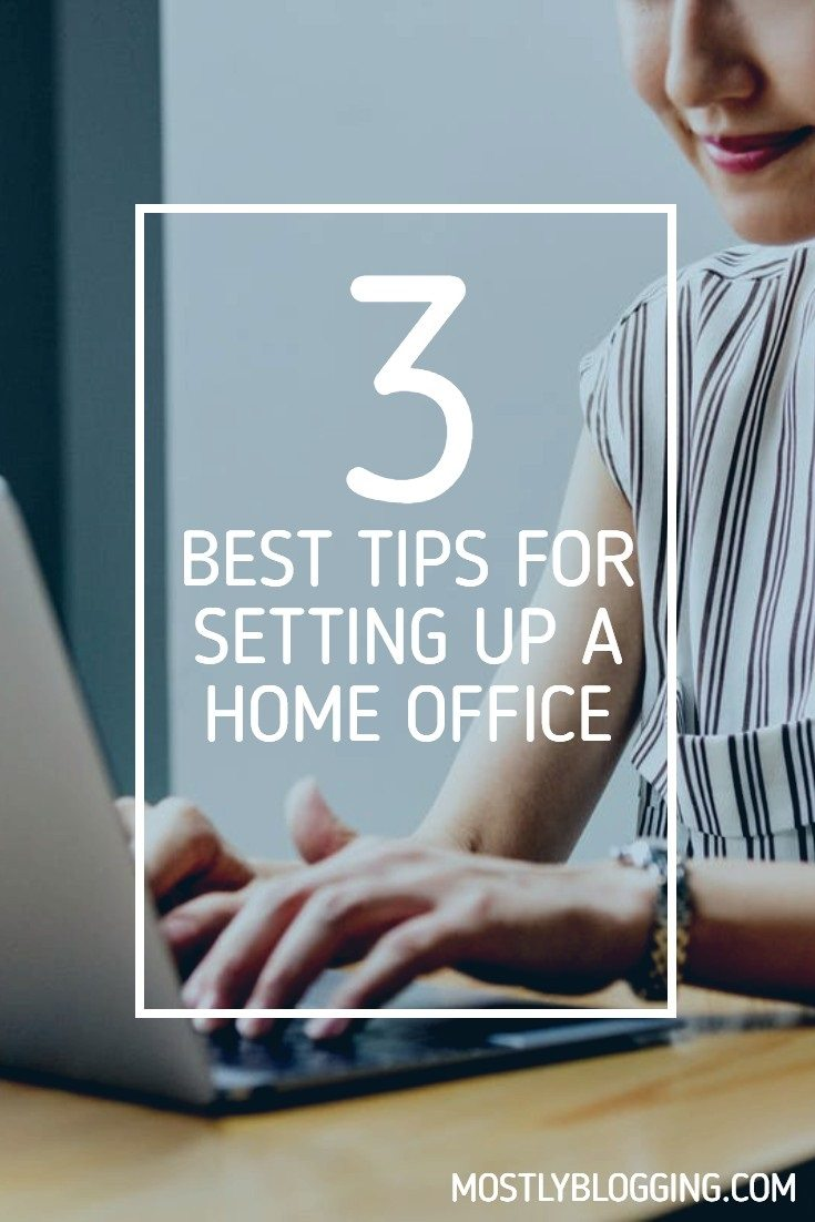 How to set up the perfect home office interior design