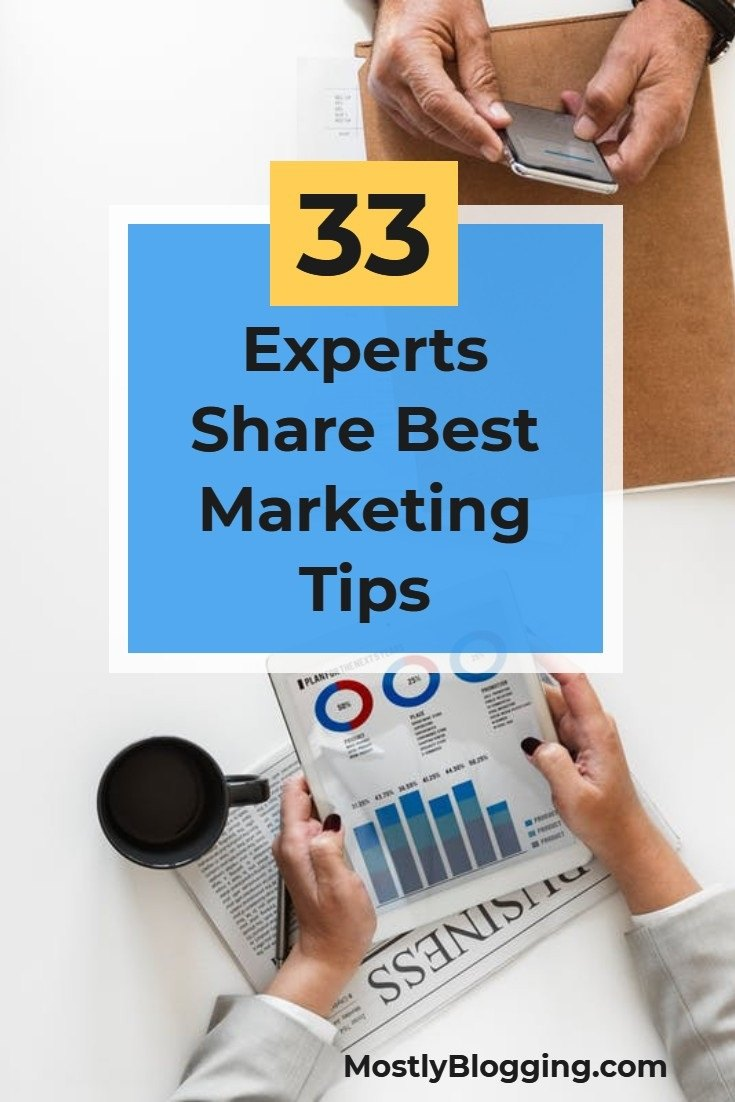 33 experts share the best principles of marketing. Save time. Get direction.