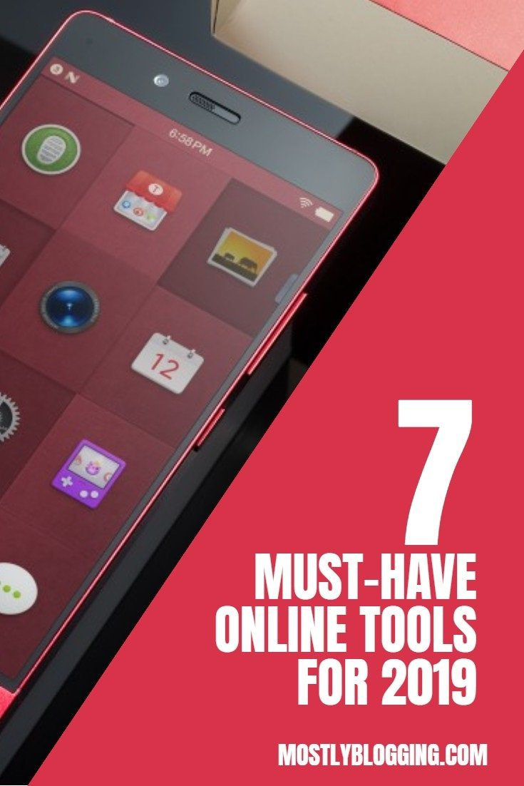 7 premium tools for an online marketing specialist.