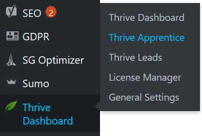 open apprentice dashboard