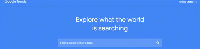 Single Mom Blogs Use Google Trends