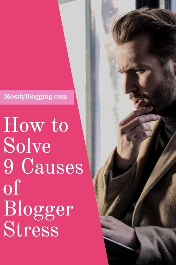 How to have a stress-free blog