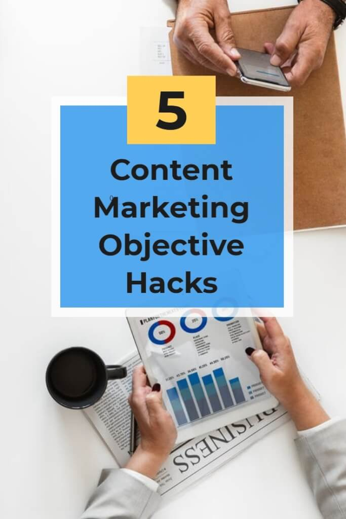 how to reach your content marketing objectives
